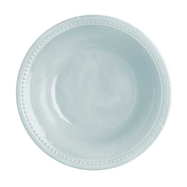 Deep Plate Harmony Silver - Set of 6