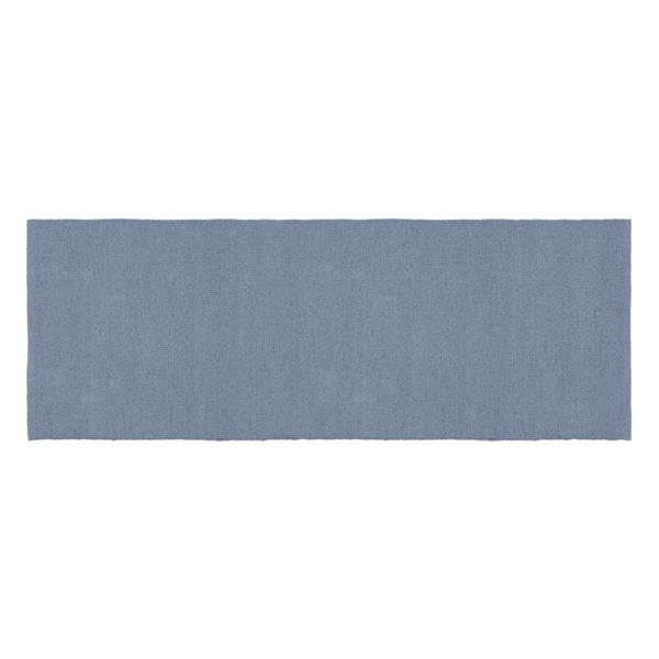 Rug PET Dusty Blue 220x80cm