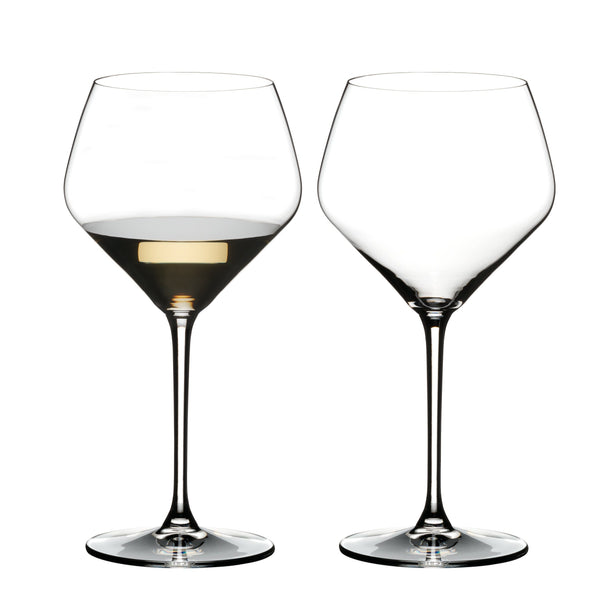 Riedel Oaked Chardonnay Glass Heart to Heart - Set of 2
