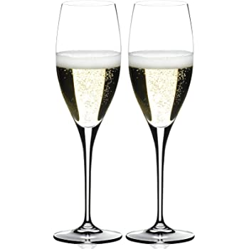 Riedel Champagne Glass Heart to Heart - Set of 2