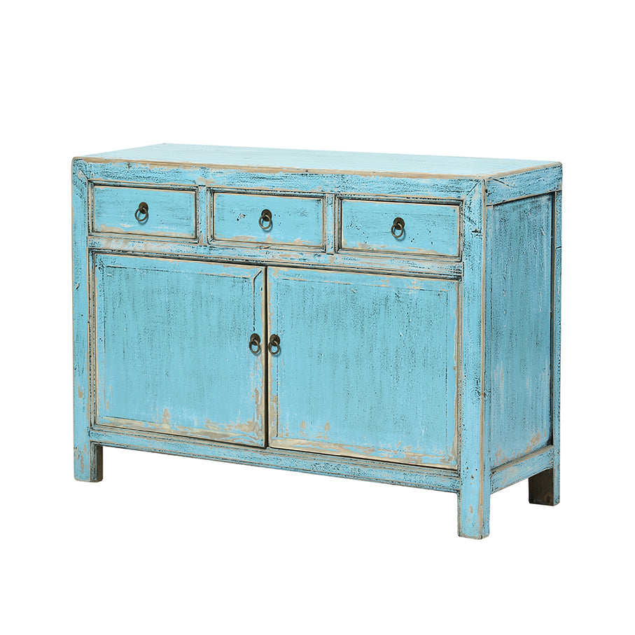 Sideboard Oriental Blue (reserved)