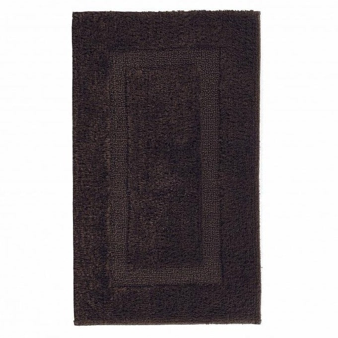 Bath Mat Classic Chocolate 60x100