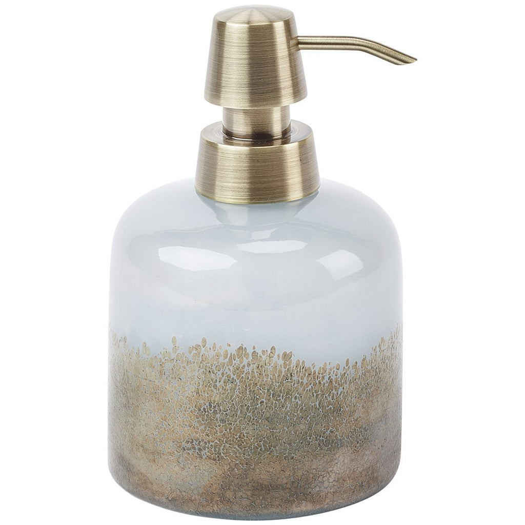 Soap Dispenser Fyra Gold