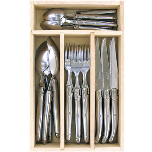 Cutlery Drawer 24 Pieces Inox 1'22MM STD