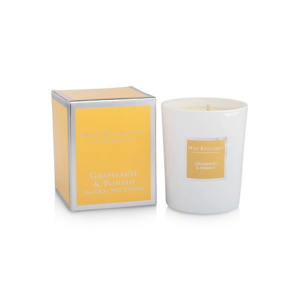 Max Benjamin Scented Candle Grapefruit & Pomelo
