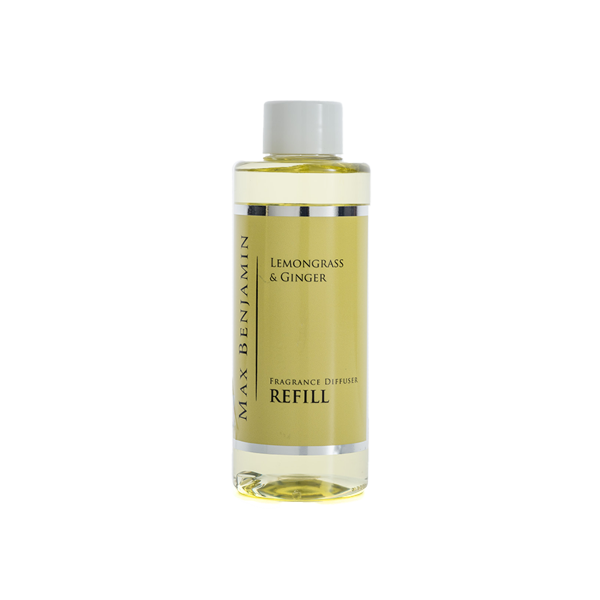 Max Benjamin Refill & Stick Lemongrass & Ginger 150ml