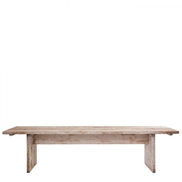 Dining Table Raw Plank