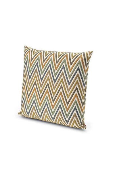 Missoni Cushion Gold Age Jewel 60x60cm