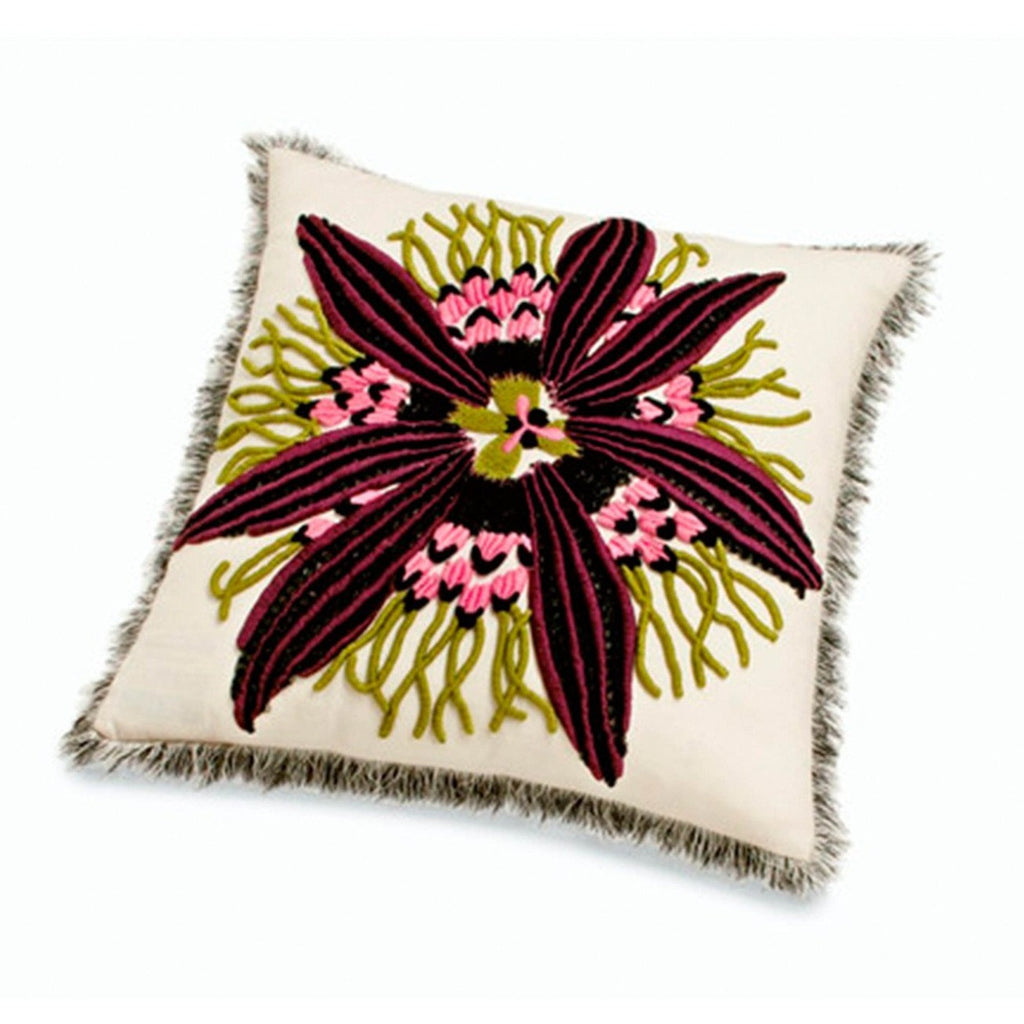 Missoni Cushion Passiflora Passion Flower 40x40cm