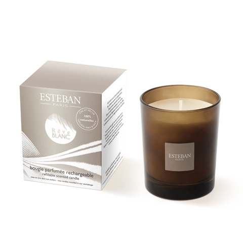 Scented Candle Reve Blanc