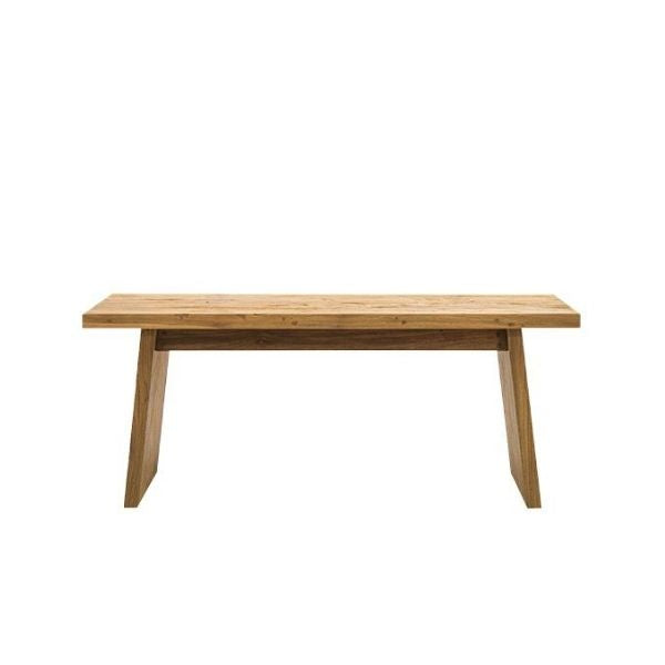 Bench Erosi Teak Wood 110x38x45cm