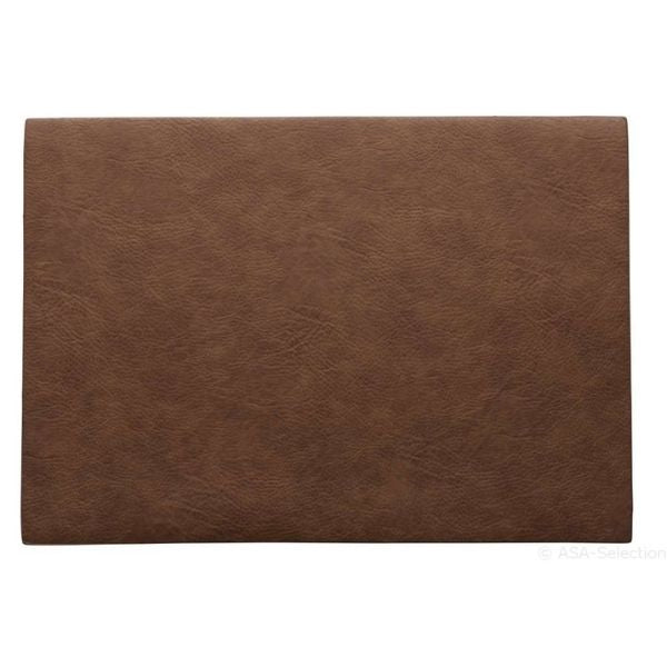 Placemat Caramel Brown