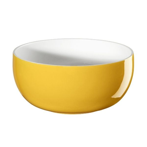Cereal Bowl Coppa Yellow