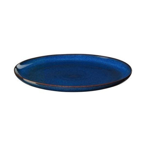 Plate Saison Midnight Blue Ceramic 26.5cm