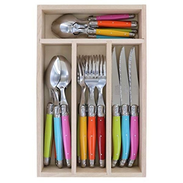 Cutlery Drawer 24 Pieces Trendy Mix 1'22MM STD