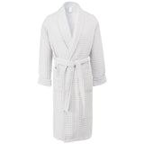 Bath Robe Viggo L White 43