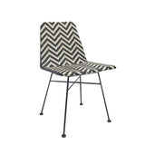 Dining Chair ZigZag Wicker