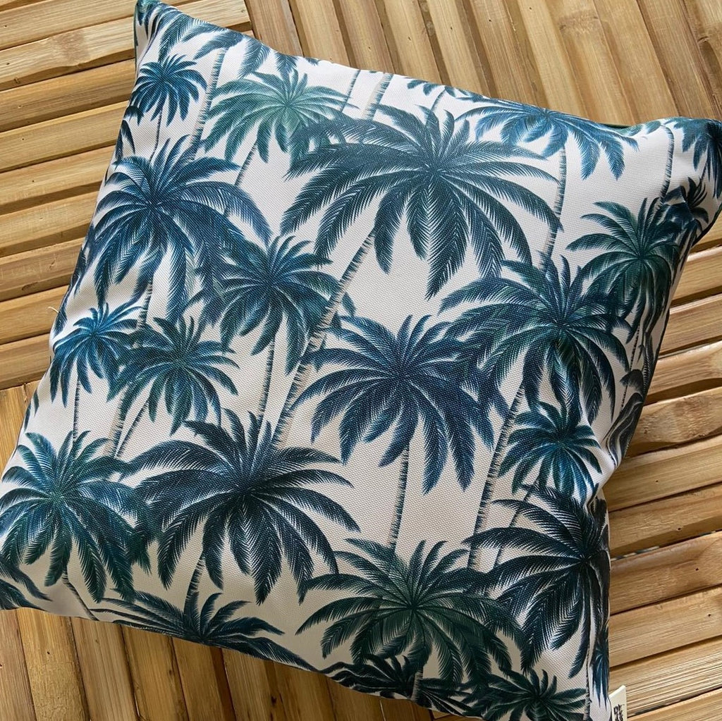 Cushion Outdoor Palm Trees 45x45cm