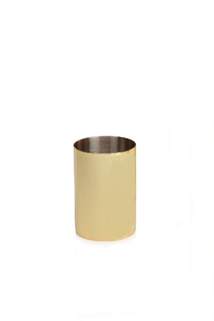 Andrea House Toothbrush Holder Gold