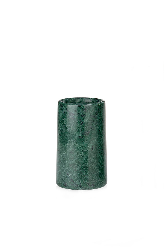 Andrea House Toothbrush Holder Green Marble