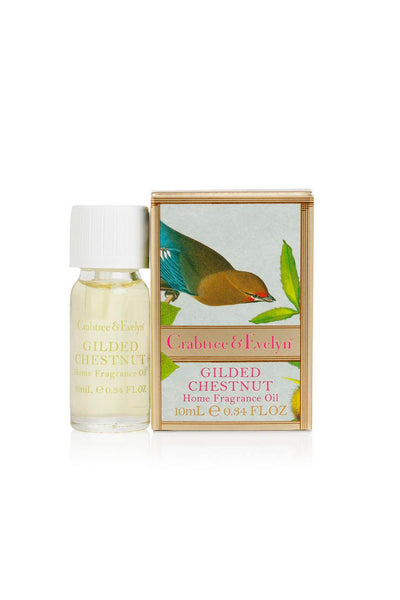 Crabtree & Evelyn Christmas Gilded Chestnut Home Fragrance Oil