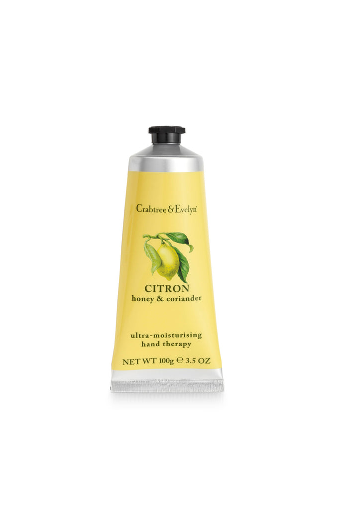 Crabtree & Evelyn Ultra-Moisturising Citron, Honey & Coriander Hand Therapy