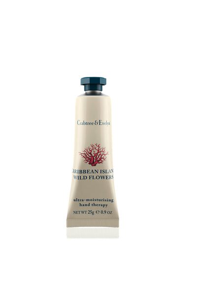 Crabtree & Evelyn Caribbean Island Wild Flowers Ultra Moisturizing Hand Therapy