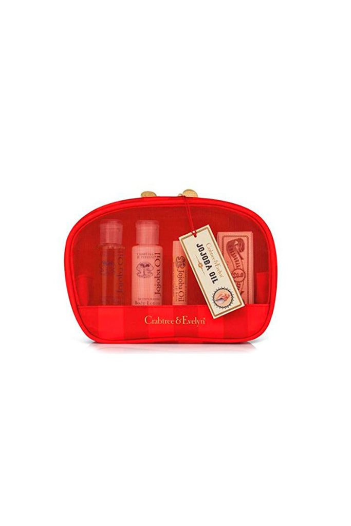 Crabtree & Evelyn Set Jojoba Oil Travel Set