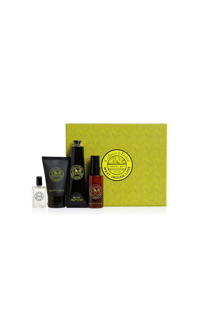 Crabtree & Evelyn Set West Indian Lime Gift Set