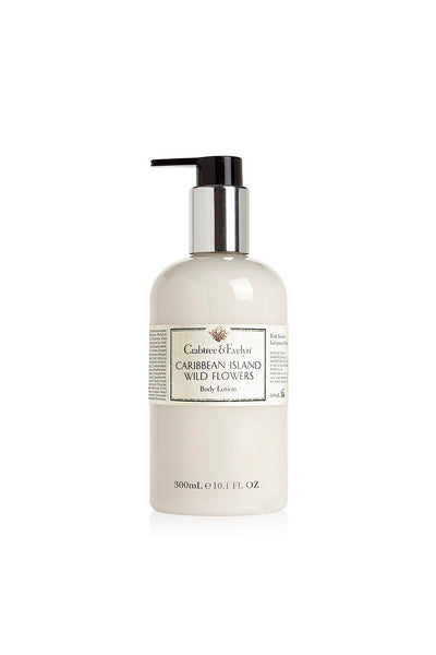 Crabtree & Evelyn Caribbean Island Wild Flowers Body Lotion