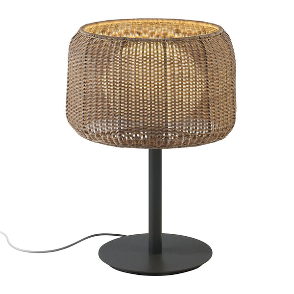 Table Lamp Fora Brown Outdoor