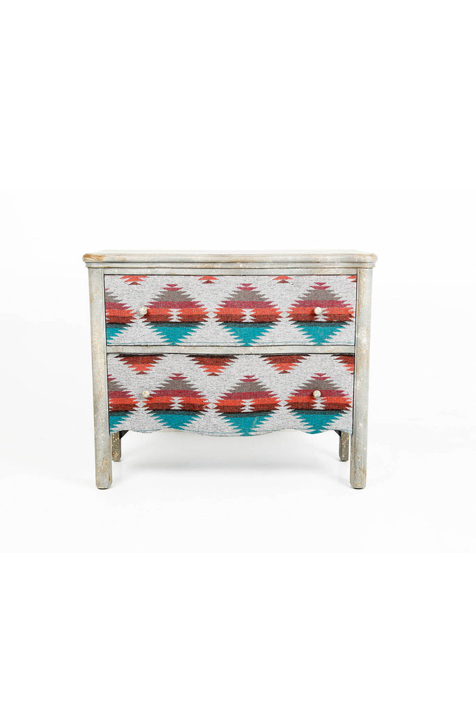 Gajisa Aztec Draws Console Table