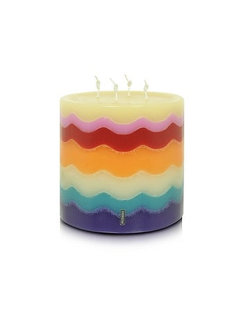 Missoni Candle Flame Cake