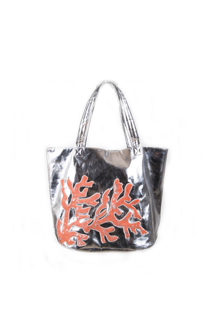Marinette Coral Coral Hand Bag