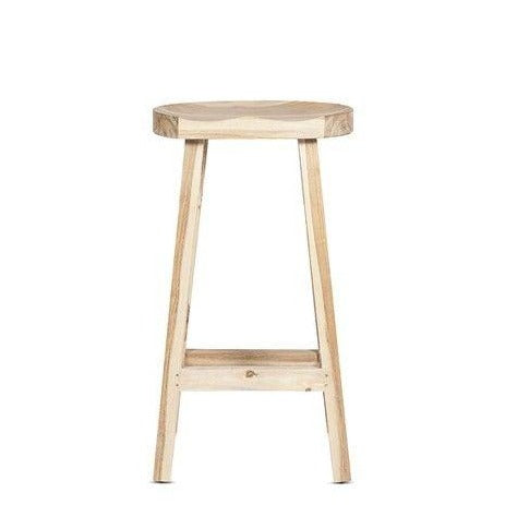 Barstool King Teak Wood