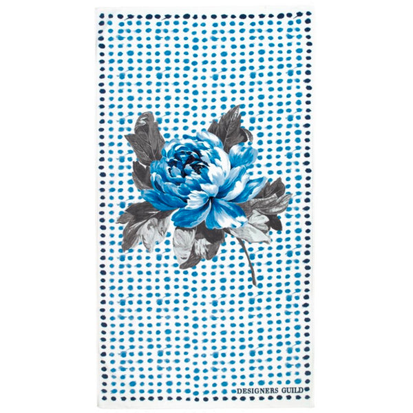 Beach Towel Amlapura Cobalt by Designers Guild