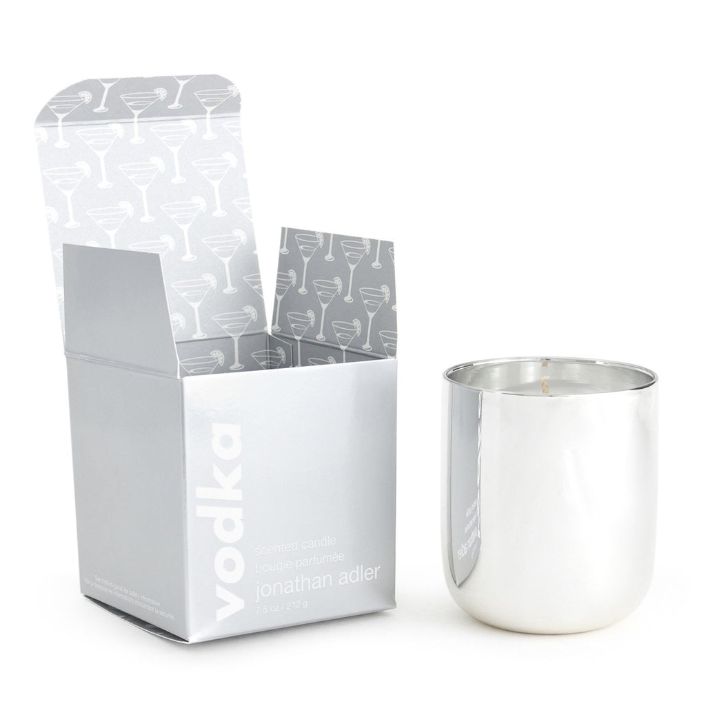 Candle Vodka by Jonathan Adler - Silver
