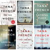 Dublin Murder Squad (6 Book Collection Set) by Tana French - Paperback - LV'S Global Media