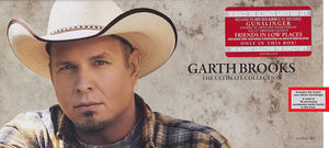 Garth Brooks: The Ultimate Collection by Garth Brooks (2016, 10 CDs,) - LV'S Global Media