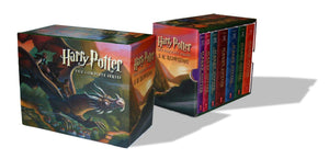 Harry Potter Series Complete Boxset Books 1-7 by J. K. Rowling (Paperback) - LV'S Global Media