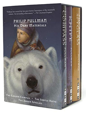 His Dark Materials 3-Book Collectible Hardcover Boxed Set by Philip Pullman - LV'S Global Media