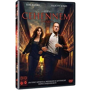 Inferno - Cehennem DVD 2016 - LV'S Global Media