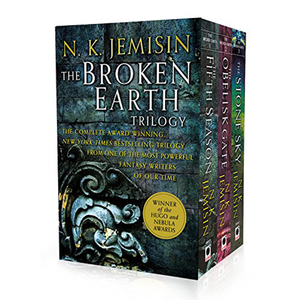 The Broken Earth Trilogy: Fifth Season Obelisk Gate & Stone Sky by N. K. Jemisin - LV'S Global Media