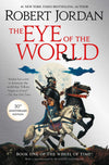 The Eye of the World - Book 1 Wheel of Time by Robert Jordan (Hardcover) 30th Anniversary Edition - LV'S Global Media