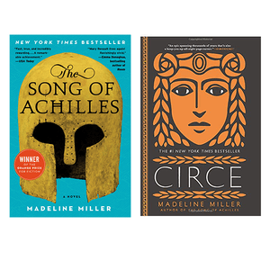 The Song of Achilles & Circe by Madeline Miller (2 Books, Paperback) - LV'S Global Media