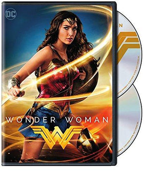 Wonder Woman DVD - Patty Jenkins (2017) - LV'S Global Media