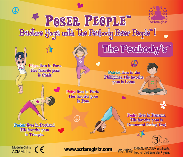 Poser People™ - The Peabody's