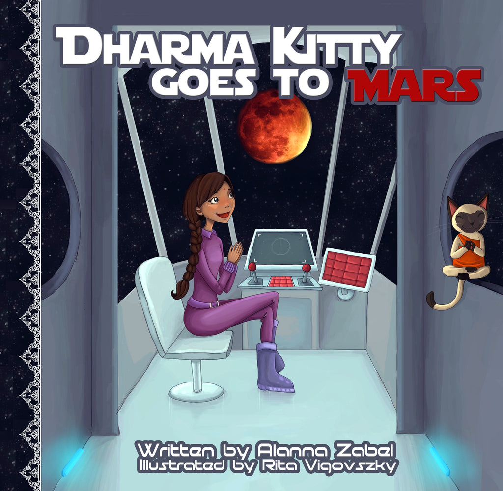 Dharma Kitty Goes to Mars