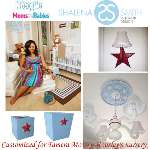 Tamry Mowry-Housely Celebrity Nursery Design