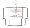 Custom double drum pendant interior electrical diagram